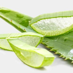 Product Page Key Ingredients: Aloe Juice