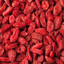 Product Page Key Ingredients: Goji Berry