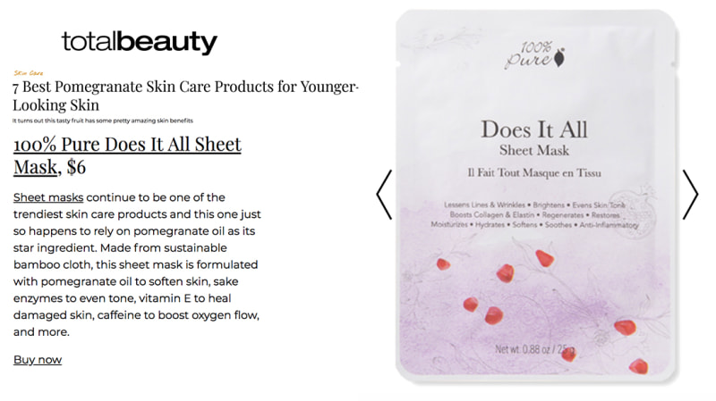 Press Release: Total Beauty