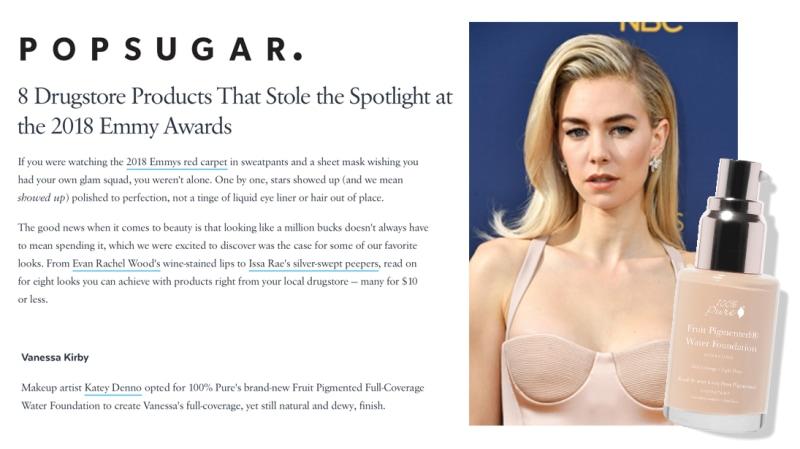 Press Release: POPSUGAR