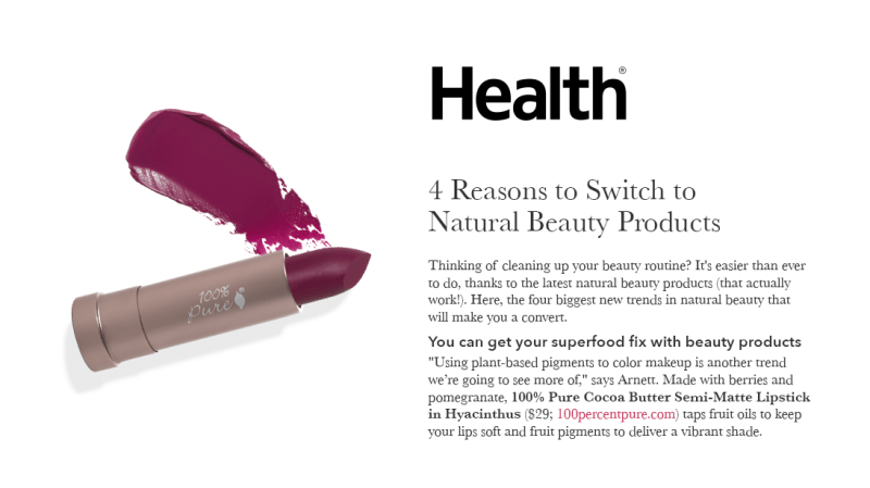 Press Release: Health.com