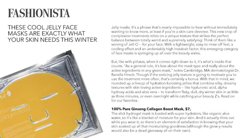 Press Release: Fashionista.com