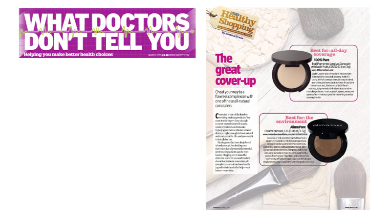 Press Release: What Doctors Don't Tell You Magazine
