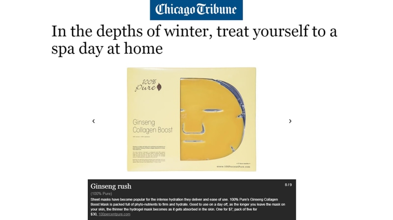 Press Release: ChicagoTribune.com