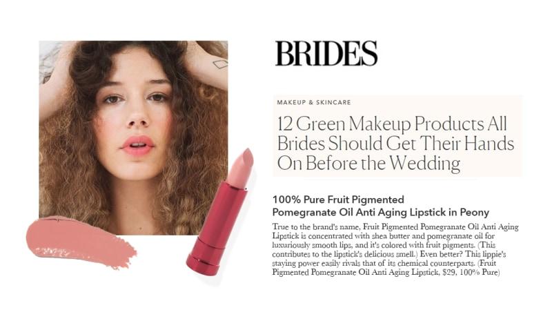 Press Release: BRIDES.com