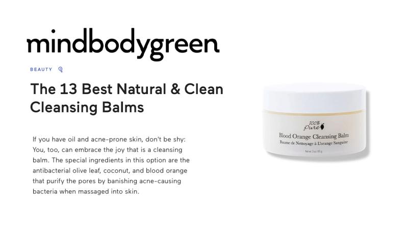 Press Release: Mind Body Green