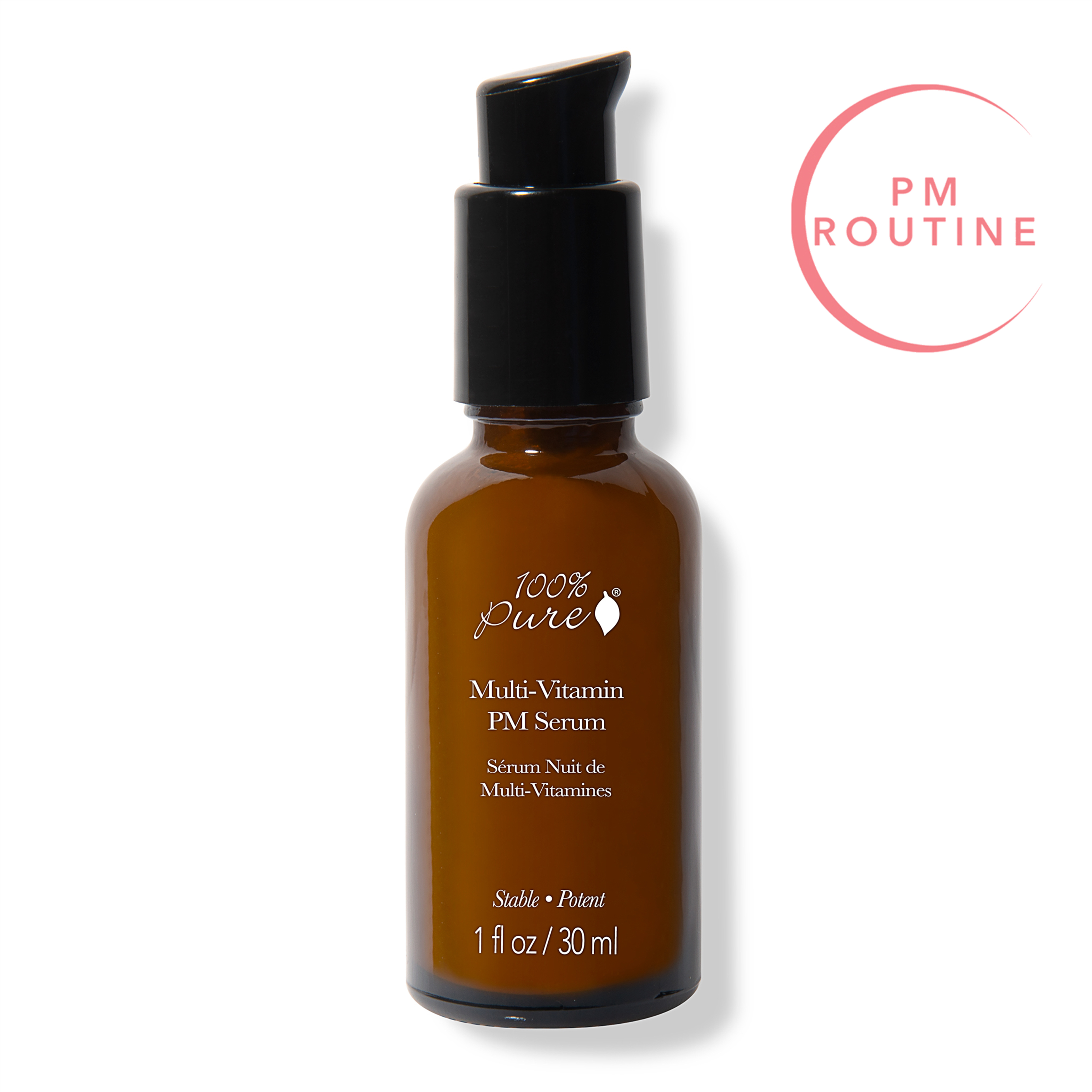 Product Grid - Multi-Vitamin + Antioxidants Potent PM Serum