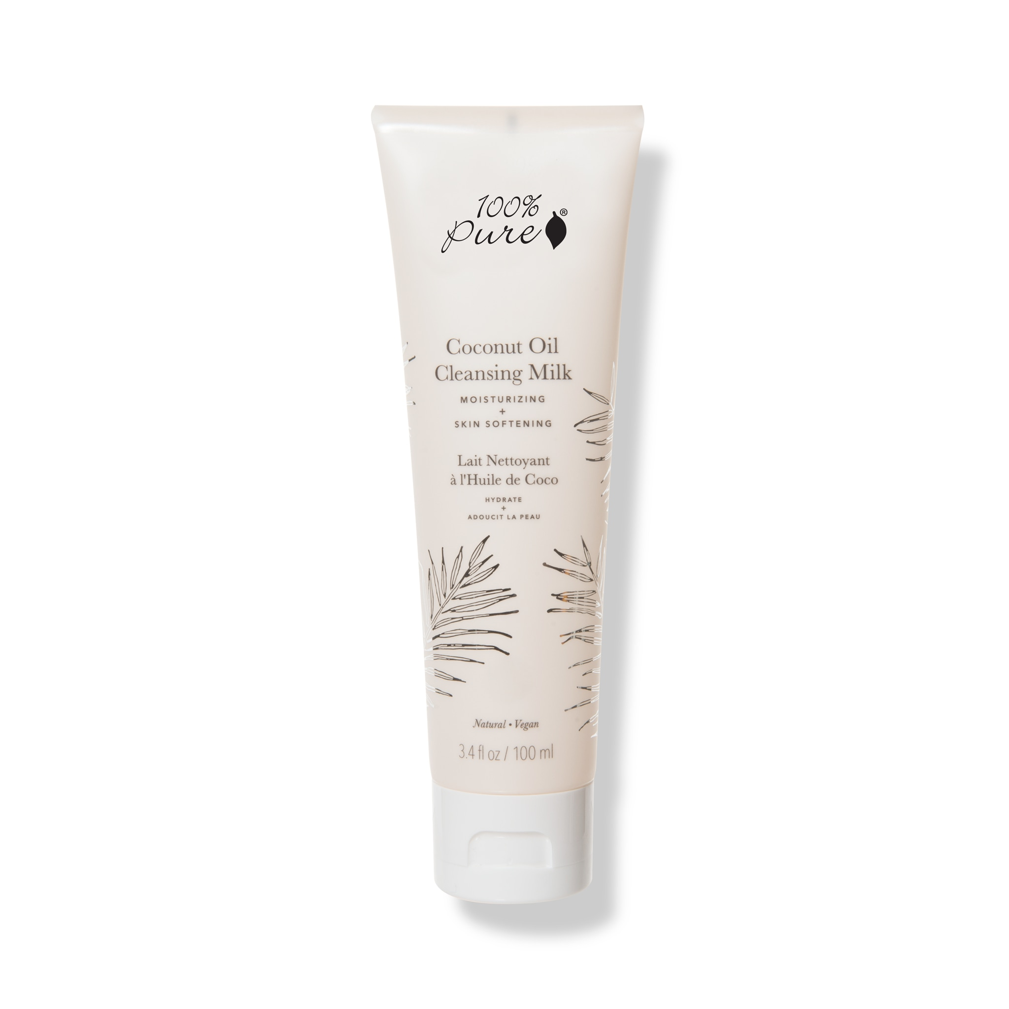 Product Grid - Coconut Oil Cleansing Milk