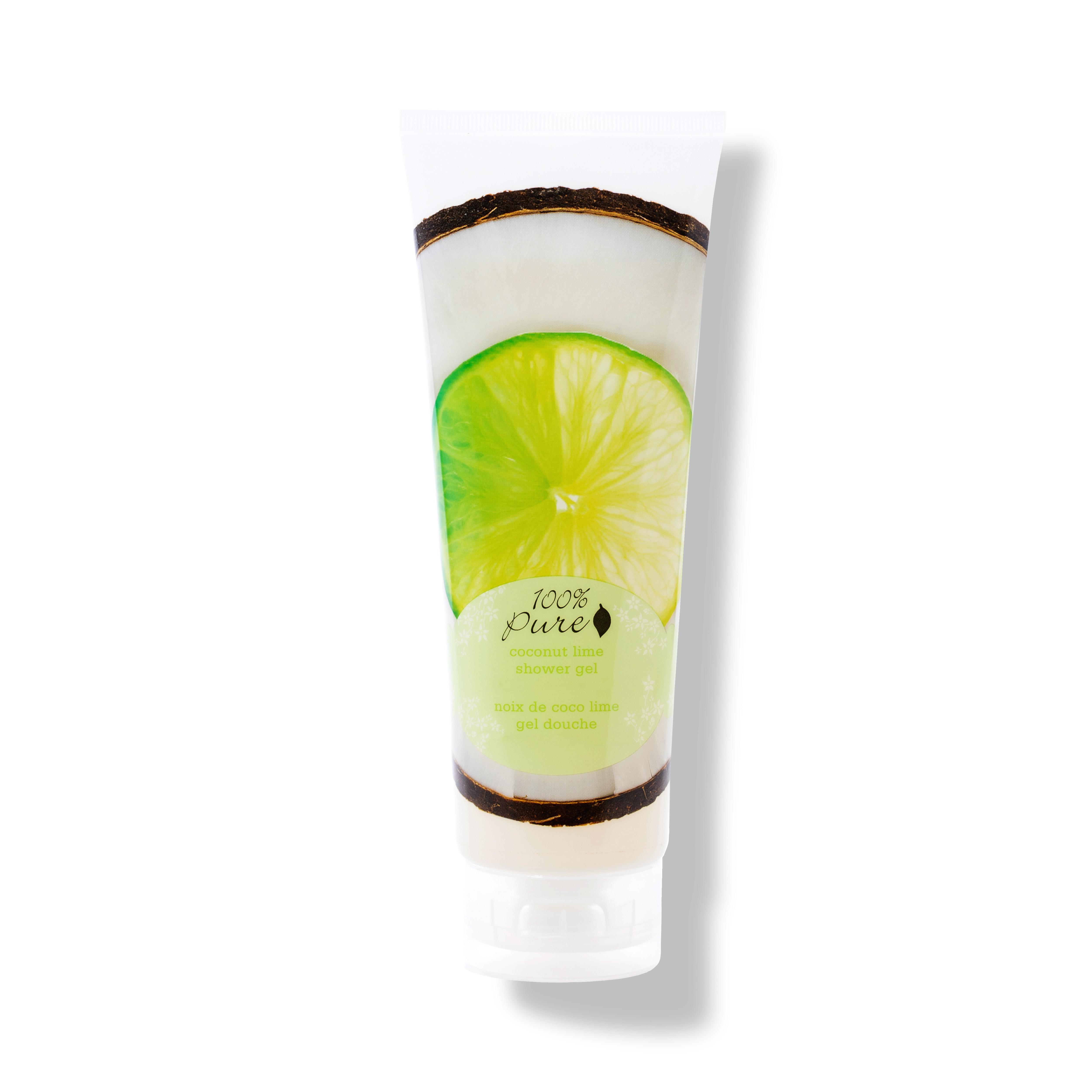 Product Grid - Coconut Lime Shower Gel