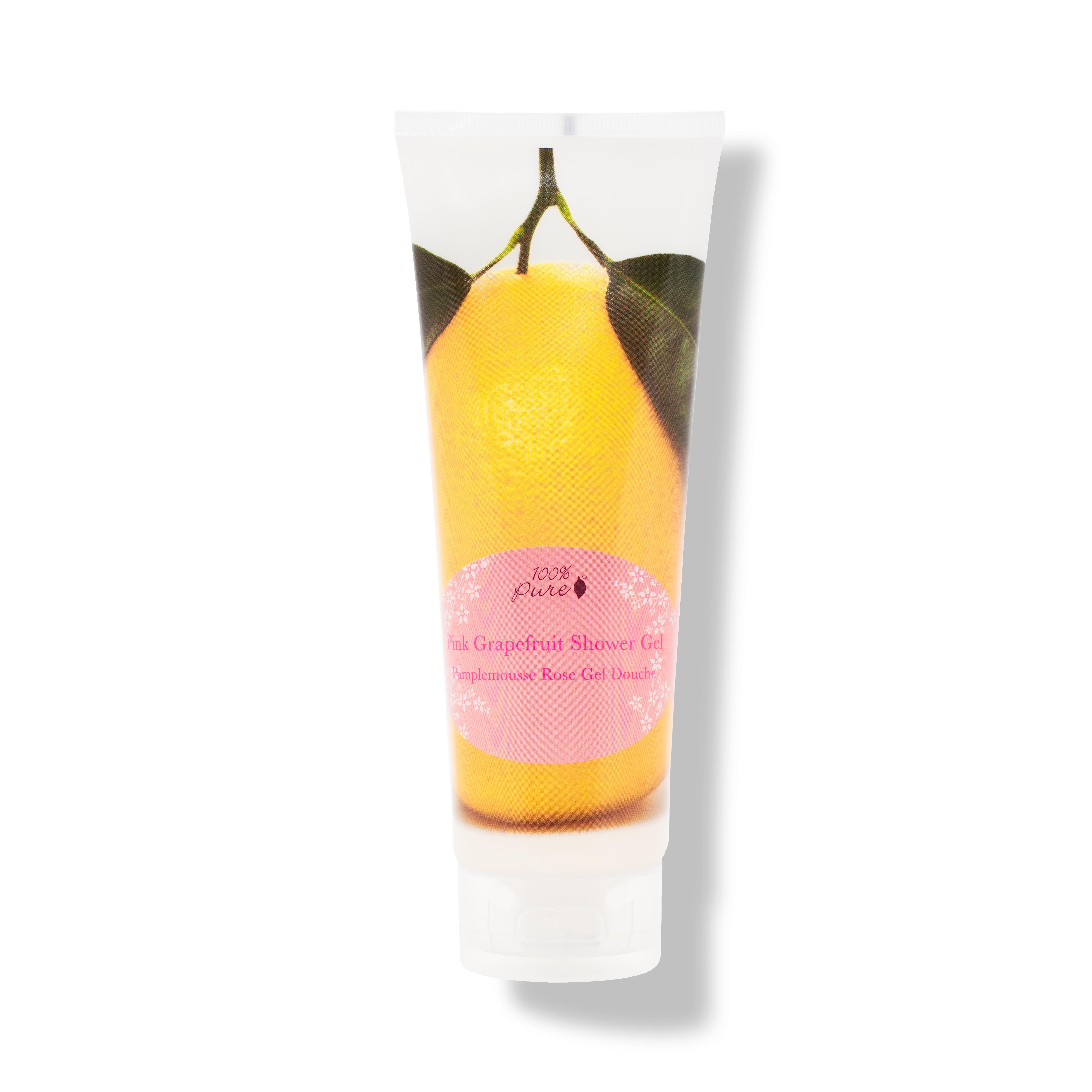 Product Grid - Pink Grapefruit Shower Gel