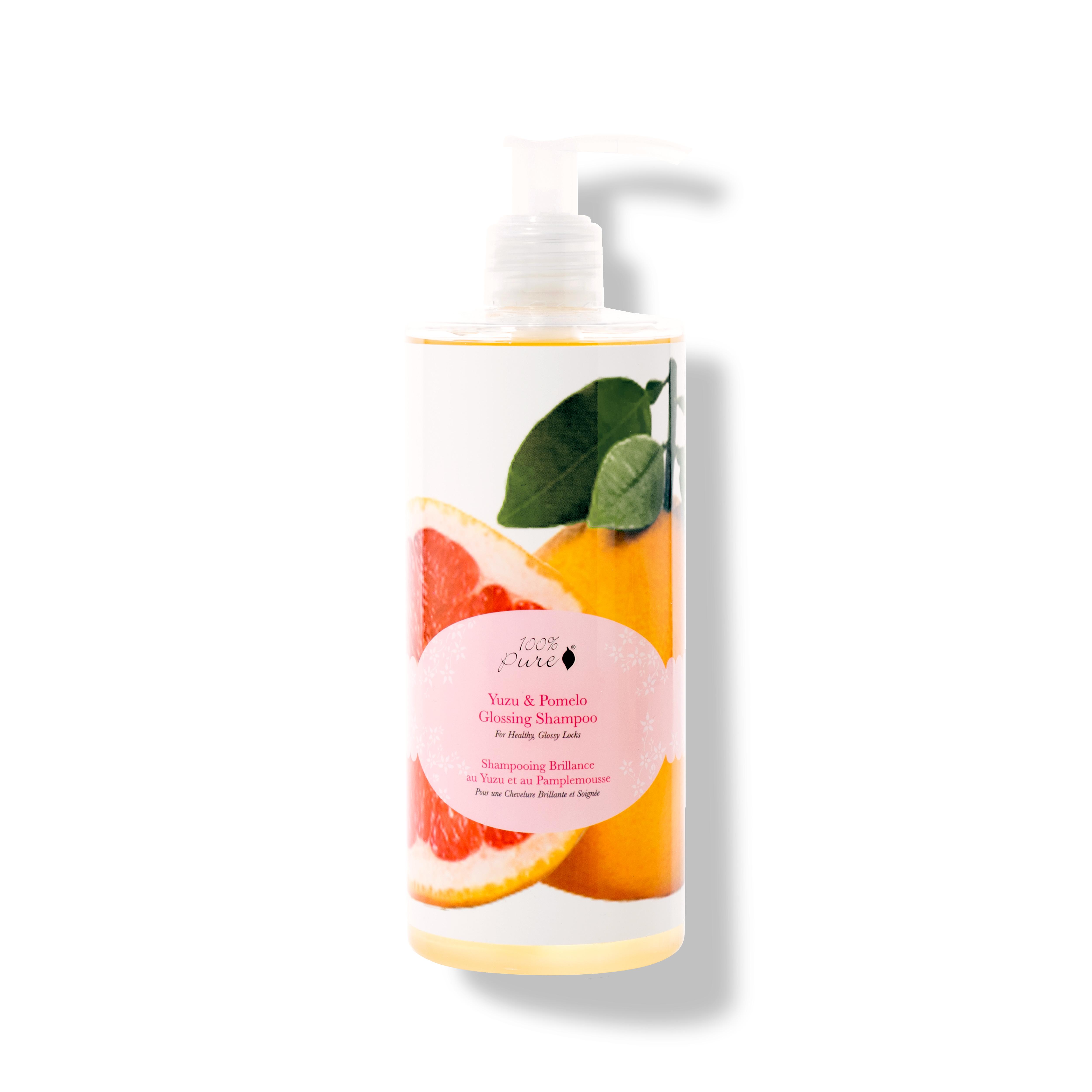 Product Grid - Yuzu & Pomelo Glossing Shampoo 13 oz