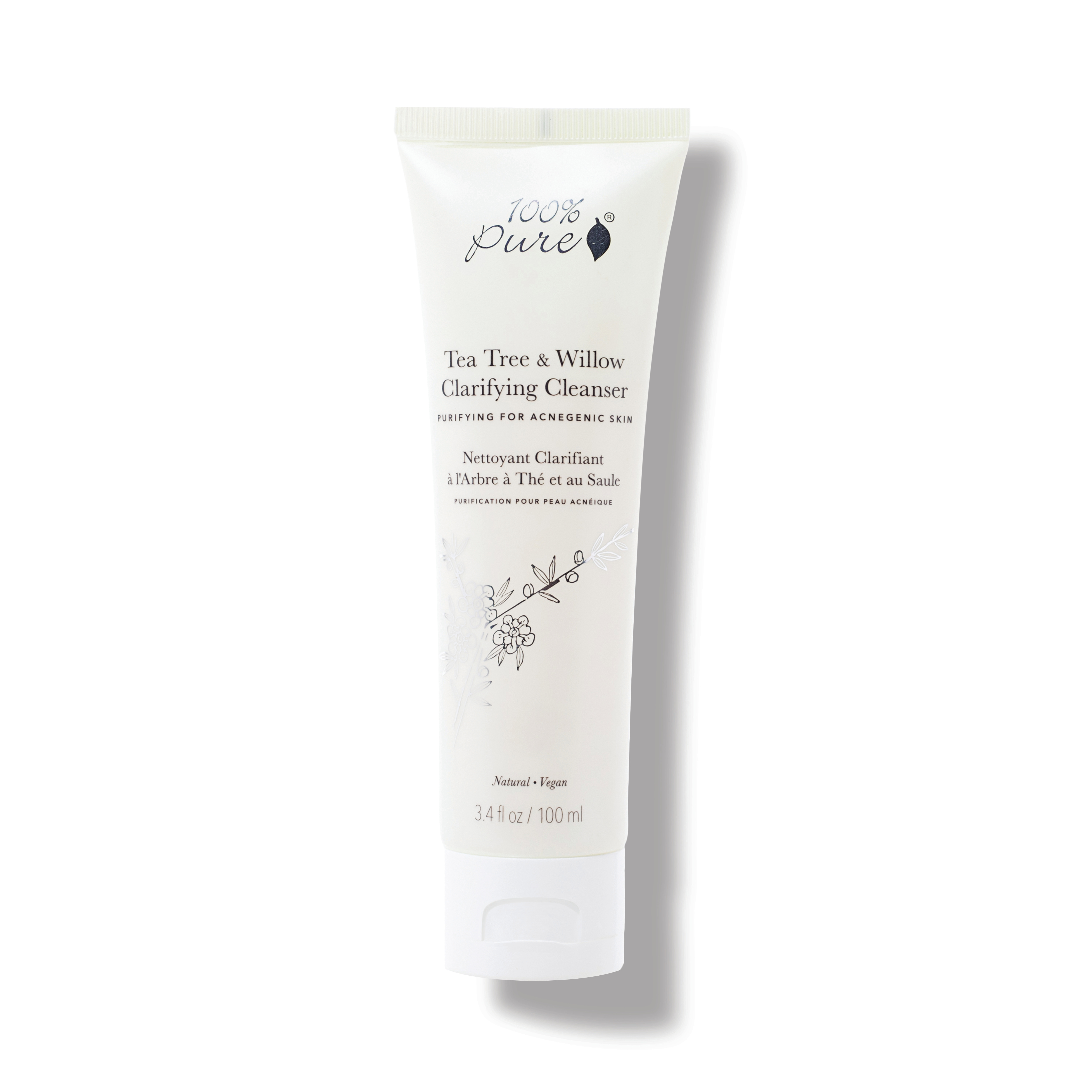 Product Grid - Tea Tree & Willow Clarifying Cleanser