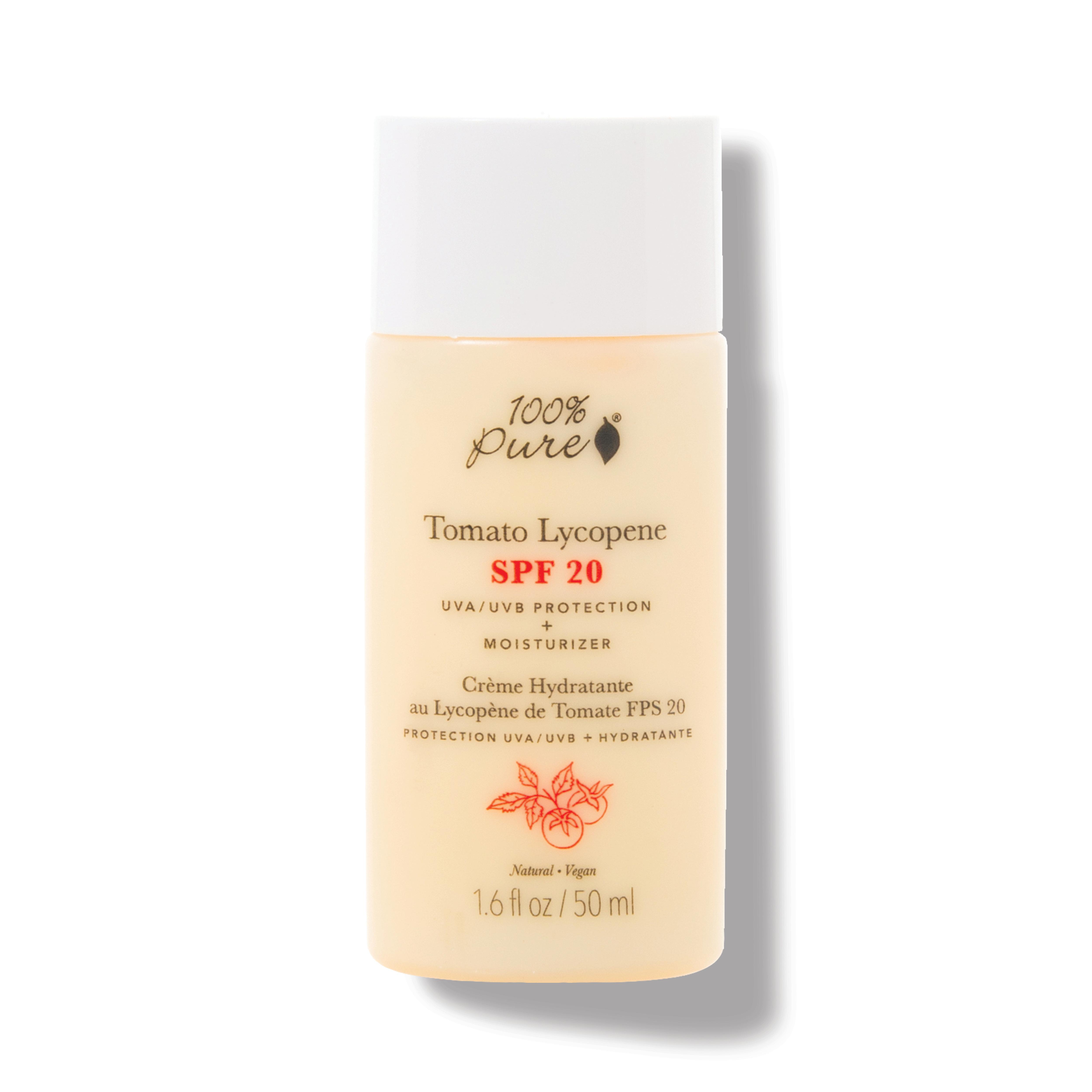 Product Grid - Tomato Lycopene SPF 20 Moisturizer