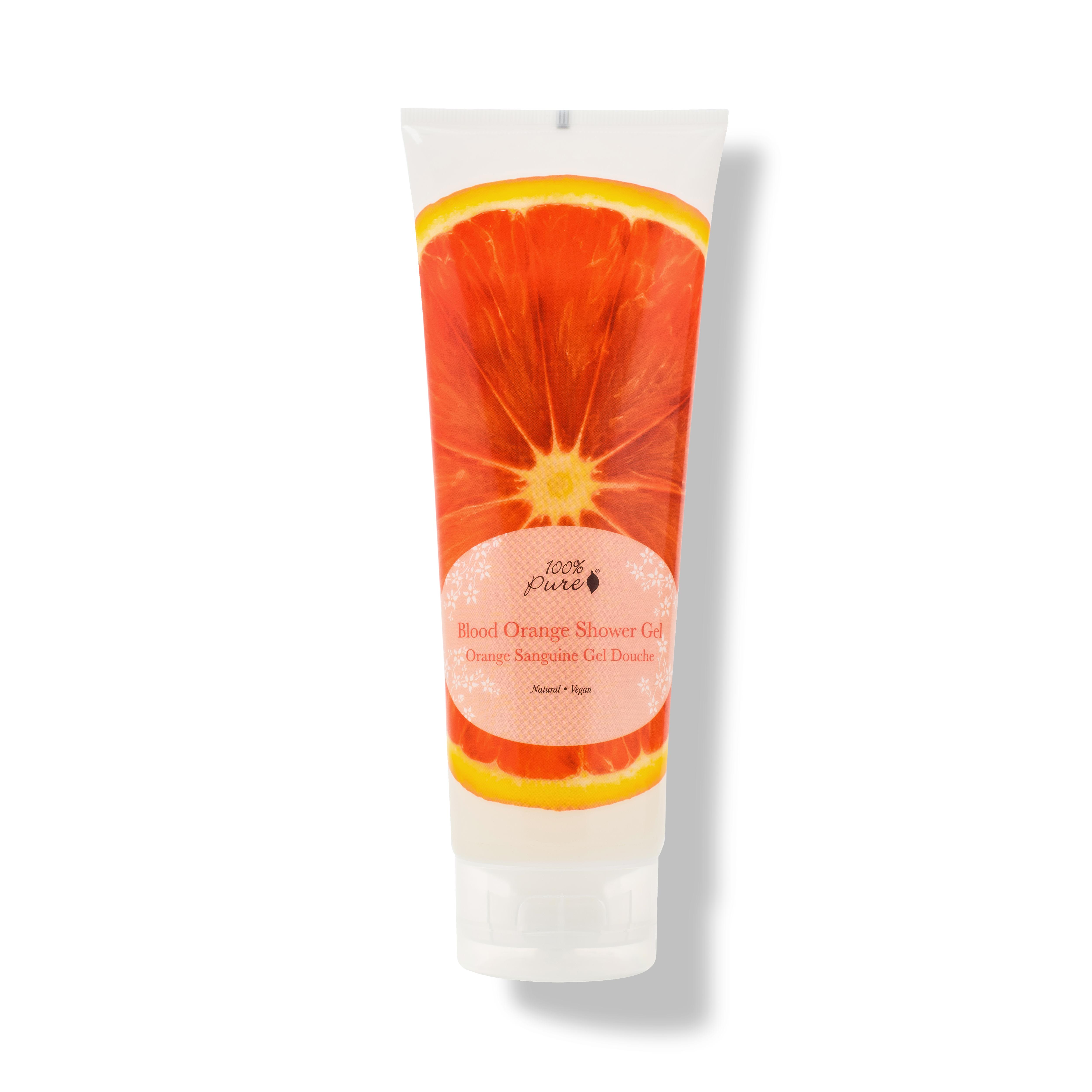 Product Grid - Blood Orange Shower Gel