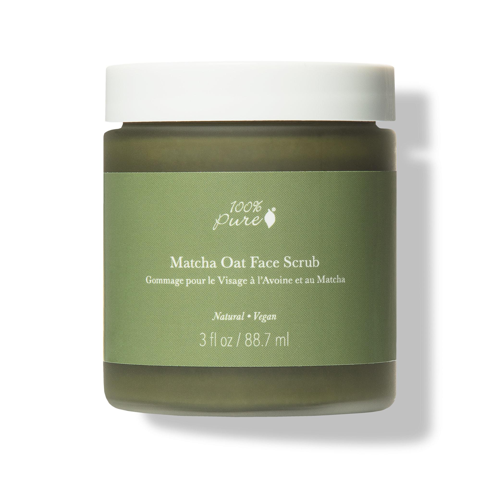 Product Grid - Matcha Oat Face Scrub