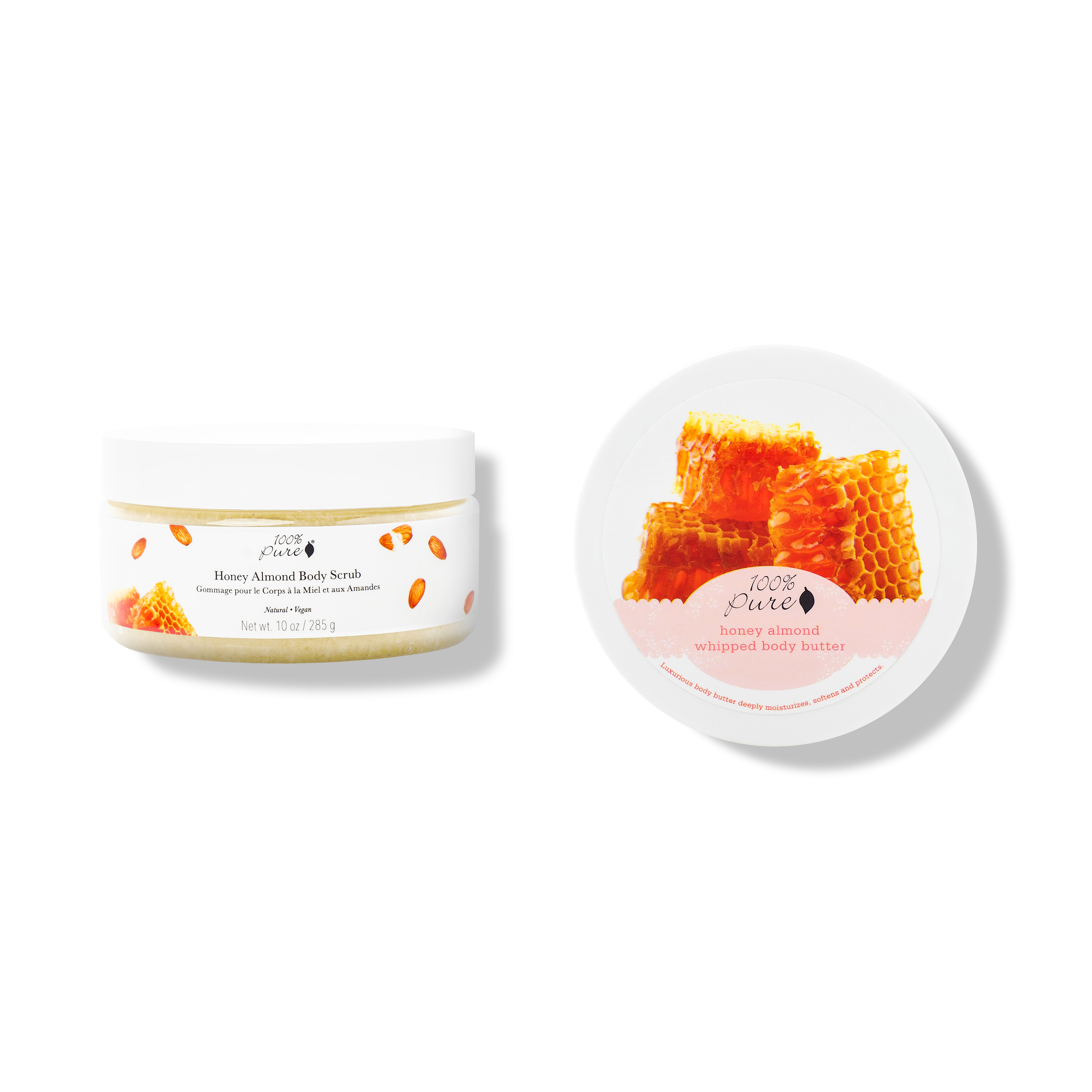 Product Grid - Honey Almond Body Duo