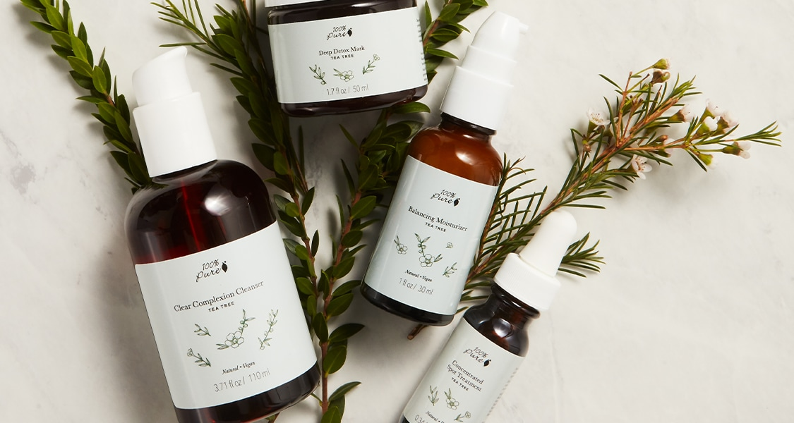 Tea Tree Treatments image