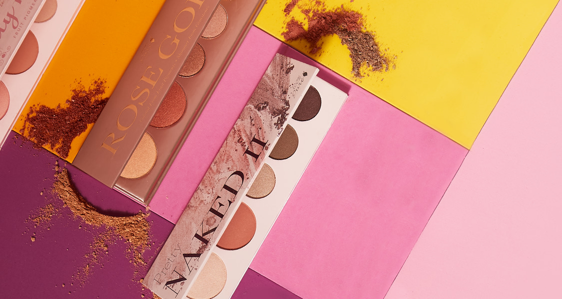 Natural Makeup Palettes image