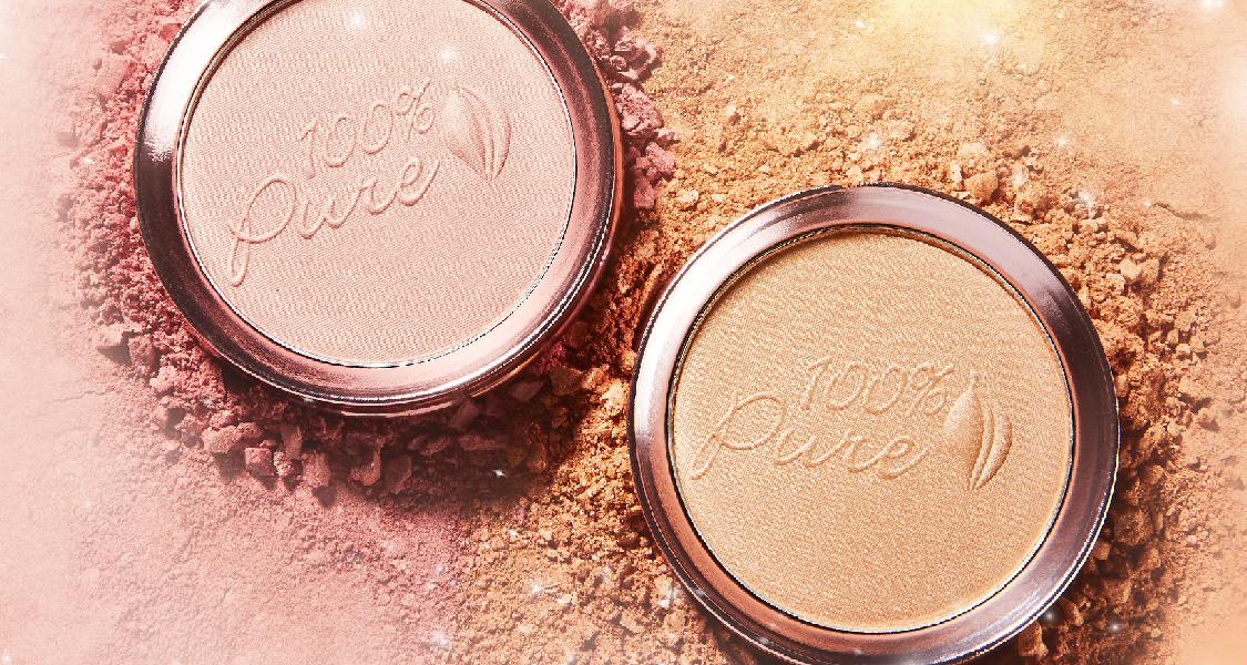 Natural Bronzer & Highlighters image,