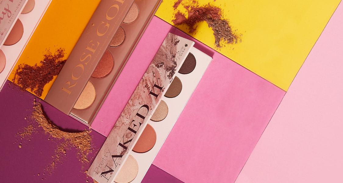 Natural Makeup Palettes image,