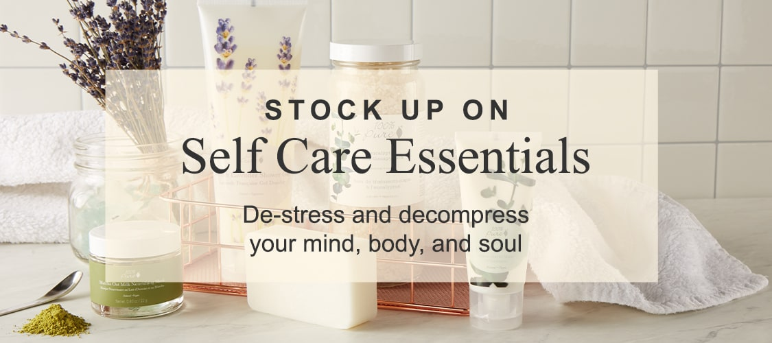 Natural Self Care Products image,