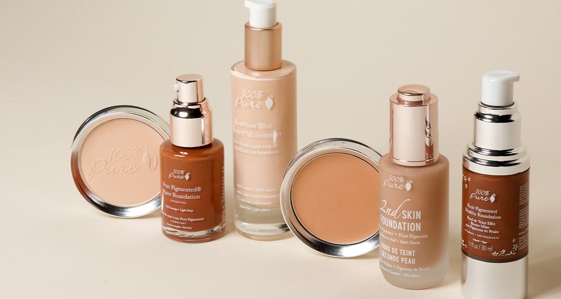Natural Skin Foundation image,