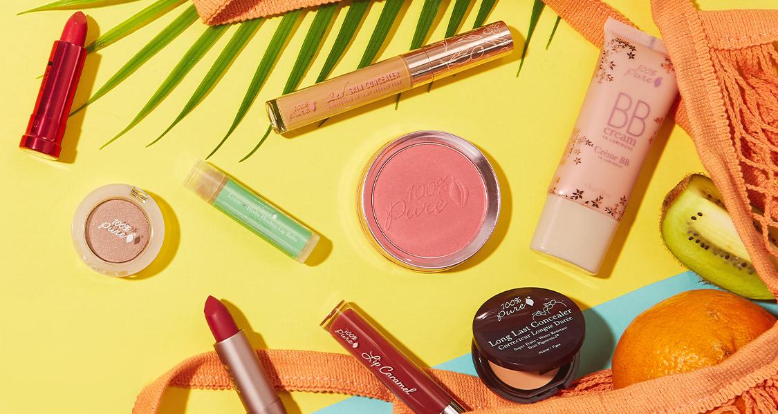 Semi Annual Sale: Cosmetics image,