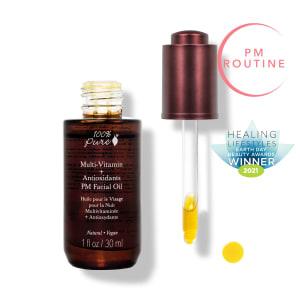 Product Grid - Multi-Vitamin + Antioxidants PM Facial Oil